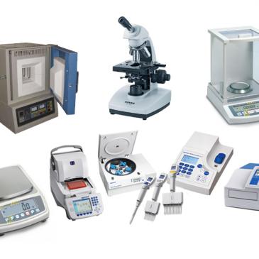 Catálogo de equipamiento de laboratorio 2018