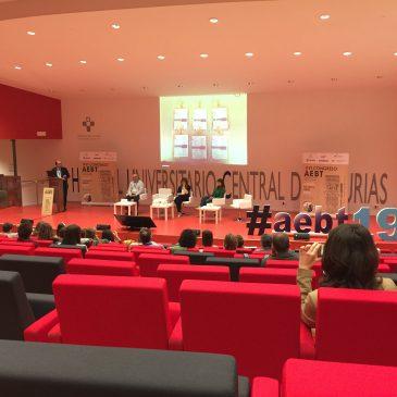 INQUALAB PARTICIPA EN EL XVI CONGRESO DE LA AEBT EN OVIEDO
